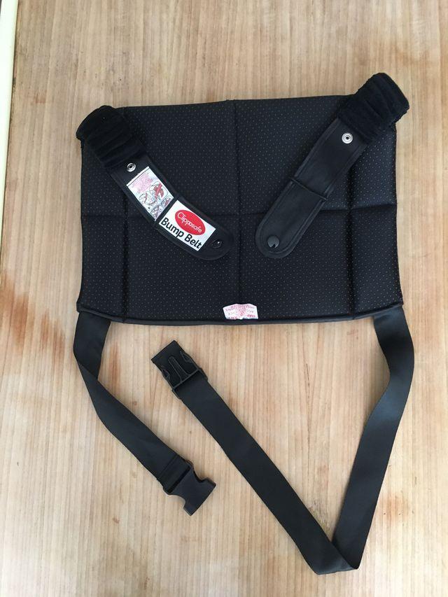 Cinturón seguridad para embarazadas