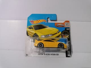 Acura Integra Honda hot wheels hotwheels