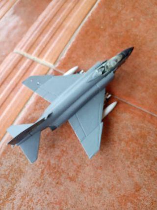Maqueta avión F-18