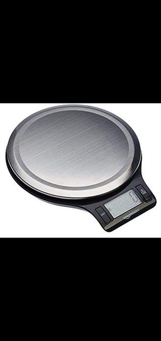 Báscula de cocina digital.