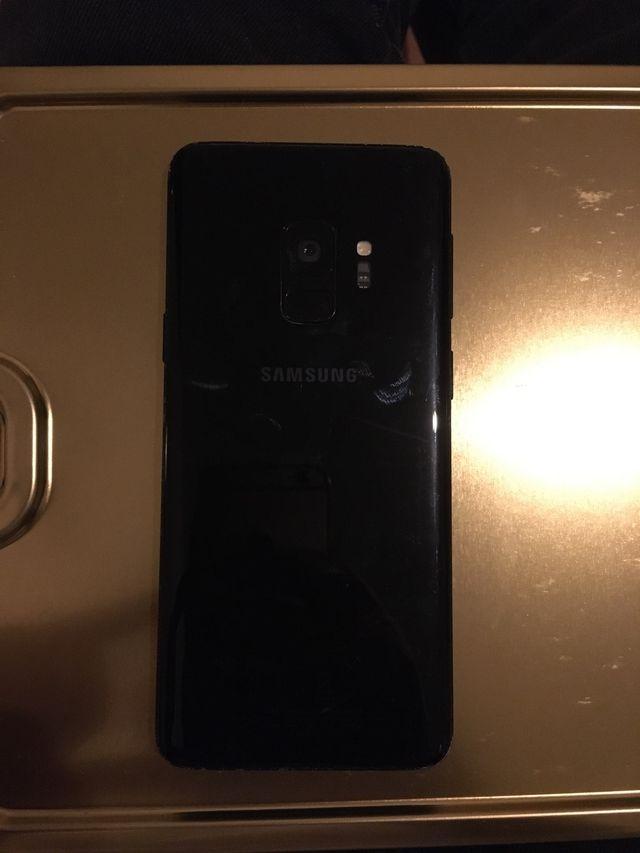 Samsung s9 de 258gb dual sim pantanya rota