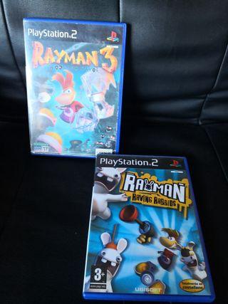 pack Rayman x 9€