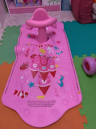 soporte de bañera para bebés
