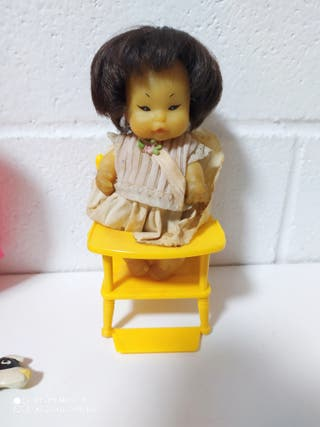 muñeca famosa barriguitas antigua