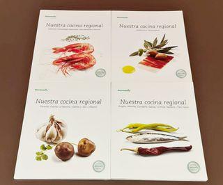 """Colección Thermomix """"Nuestra cocina regional"""""""