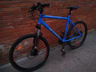Bicicleta Rockrider Frenos Disco