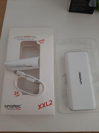 Bateria externa Unotec 10400 mAh
