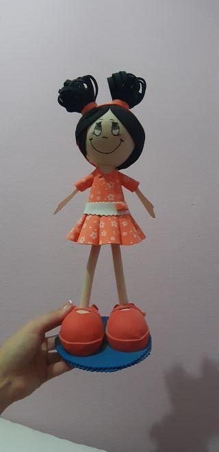 Muñeca de gomaeva