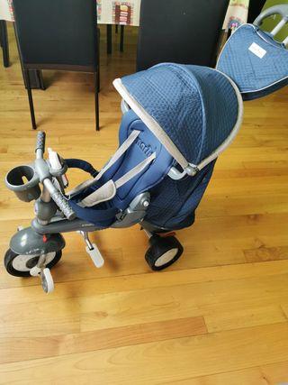 Triciclo bebe 4 en 1