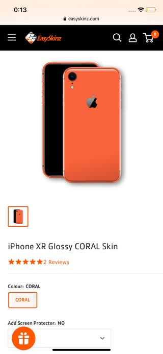 PACK CAMBIO COLOR iPhone XR (Vinilo+ Protectores)