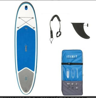 Stand Up paddle hinchable 10'7 nuevo.