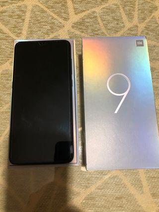 Xiaomi mi 9 128 GB Piano black