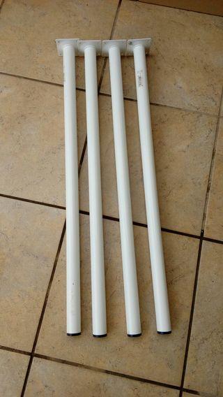patas de mesa de hierro nuevos