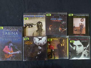 Joaquin Sabina cds y dvd