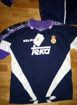 Chándal Kelme del Real Madrid