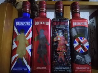 Botellas Beefeater