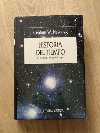 Libro Historia del Tiempo - Stephen W. Hawking