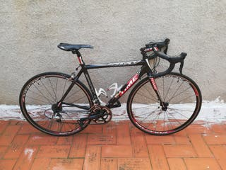 bicicleta de carretera time