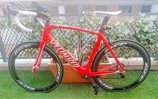 Bicicleta Specialized Venge Aero Carbono Impecable