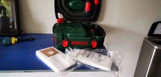 Bosch - Lijadora Con Aspirador Multifunción Ventar