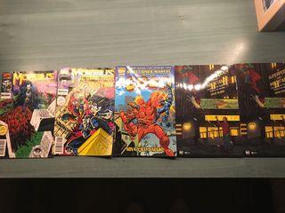 Pack de cómics.