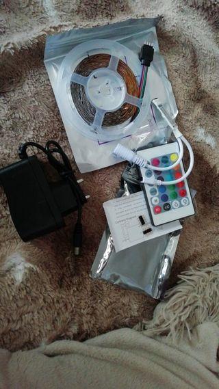 kit tira led RGB