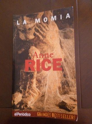 Libro La momia