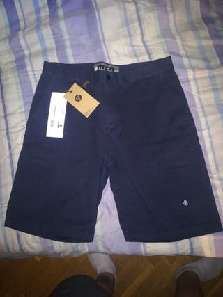 mtn shorts blue