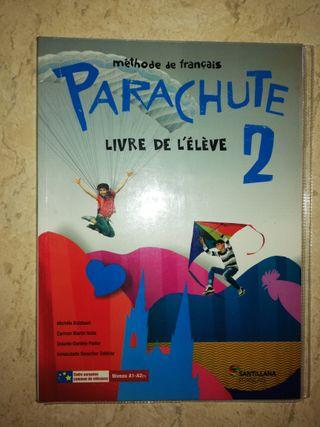 Parachute 2 Eso en perfecto estado, sin nada escri