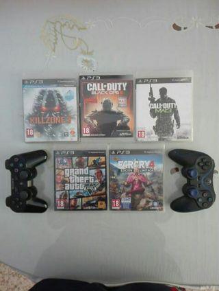 Juegos y Mandos PS3