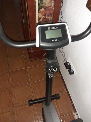 bici estática..