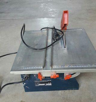 cortadora de azulejos - sierra de cinta