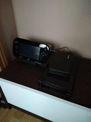 Consola Wii U premier edition+ disco duro