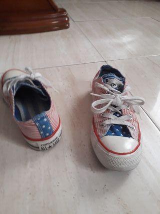 Zapatillas mujer Converse talla 36
