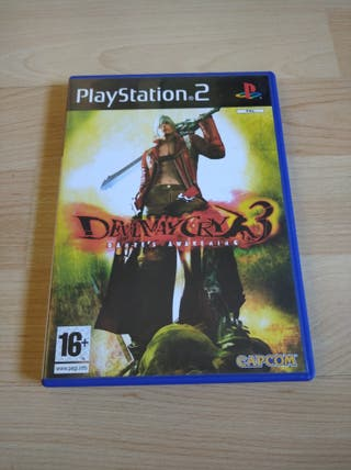 Videojuego. Devil may cry 3.