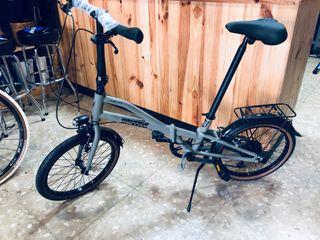 Bicicleta Plegable MBM Metro