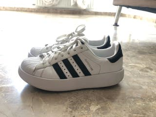 Zapatillas adidas Superstar de segunda mano en Valencia en