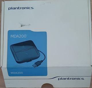 Hub de comunicación para auriculares MDA200