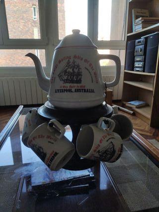 juego de té o cafe