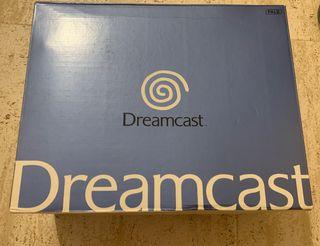 Consola Sega Dreamcast Nueva Estrenar