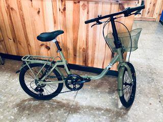 Bicicleta Plegable MBM Kangaroo