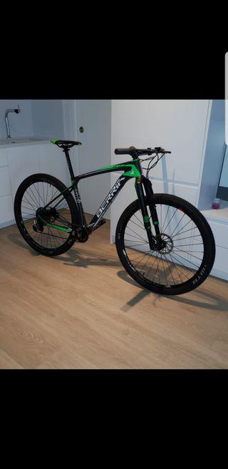 Bicicleta Montaña Carbono 29
