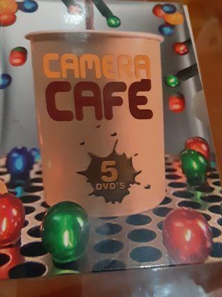 Camera Cafe.