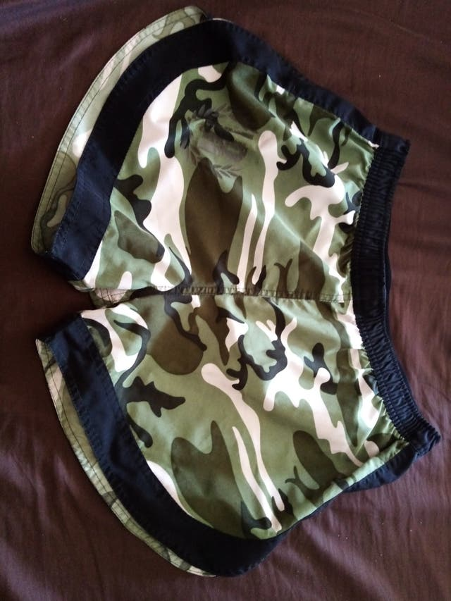 vendo pantalon kickboxing