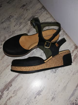 zapatos naturalista