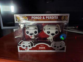 Funko Pop Pongo y Perdita