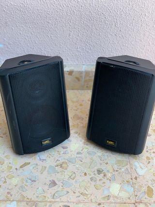 Altavoces Acoustic Control