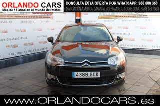CITROEN C5 2.2 HDi FAP Exclusive 170CV - Año 2008