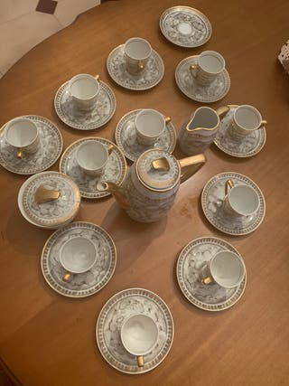 Juego té y café