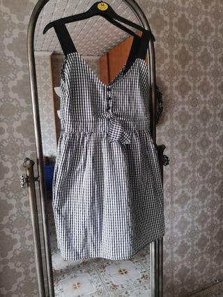 Vestido de estampado Vichi